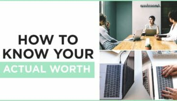 How to Know What You're Actually Worth