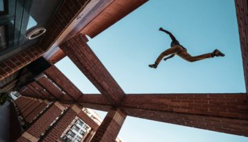 Taking the Entrepreneurial Leap