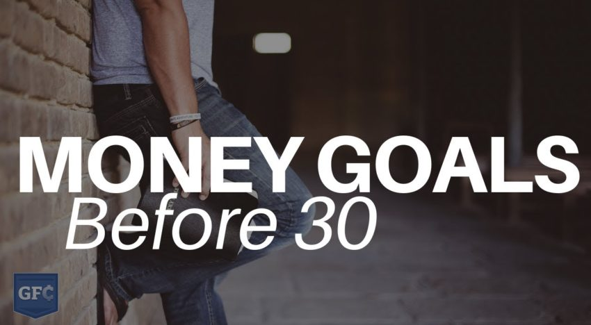 10 Financial Goals to Conquer in Your 30s